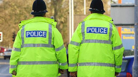 The burglars took drills, airguns, a wallet and keys from the home in Hitcham Picture: ARCHANT
