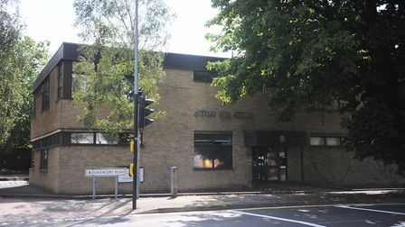 Princes Street Fire Station, Ipswich, is also due for a refurbishment and will accomodate police and