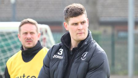 Matt Mackenzie, who was forced to quit football at the age of 26 last year. Picture: SUFFOLK FA