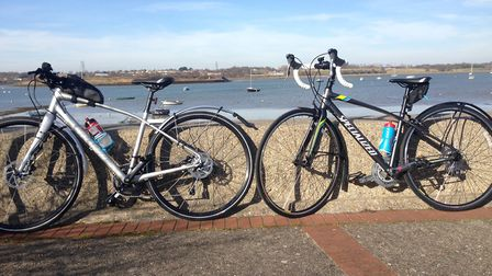 Police are appealing for information after two bicycles were stolen in Colchester Picture: ESSEX POL