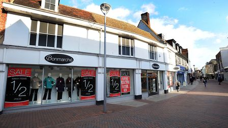 The takeover of Bonmarche could lead to store closure and job losses.