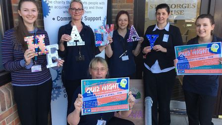 The quiz is to mark the fifth anniversary of Headway Suffolk Picture: HEADWAY SUFFOLK