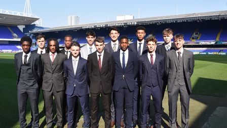 Ipswich Town have awarded scholarship deals to 13 players for 2019: Antoni Bort, Ben Wyss, Elkan Bag