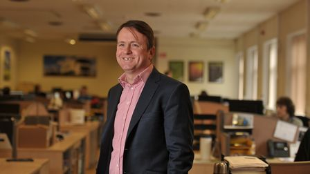 Muntons managing director Mark Tyldesley Picture: SARAH LUCY BROWN