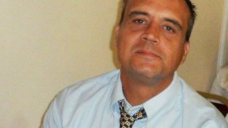 Lee Evans was murdered in Chelmsford on June 22 2018. Picture: ESSEX POLICE