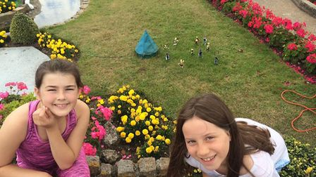 There was even room for our eldest to bring a friend when we went on holiday to Norfolk Picture: NAT