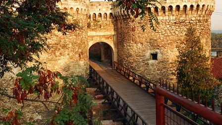 Belgrade Fortress in Serbia's capital PICTURE: Getty Images/iStockphoto