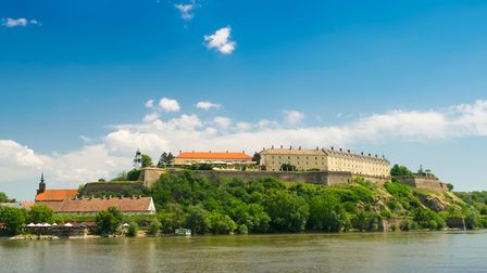 Petrovaradin Fortress, the home of EXIT Festival in Novi Sad PICTURE: Getty Images/iStockphoto