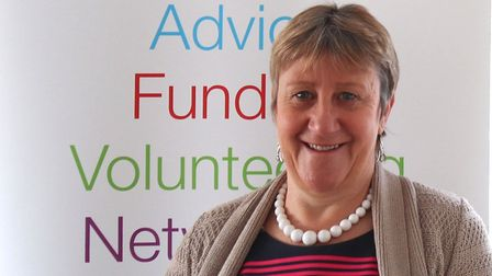 Christine Abraham has been announced as the new CEO of Community Action Suffolk. Pictures: COMMUNITY