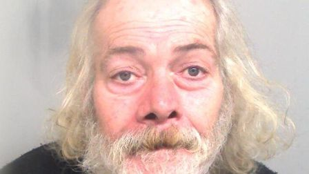 Thomas Roy 51, of Montgomery Close, Colchester, is banned from entering Colchester town centre excep