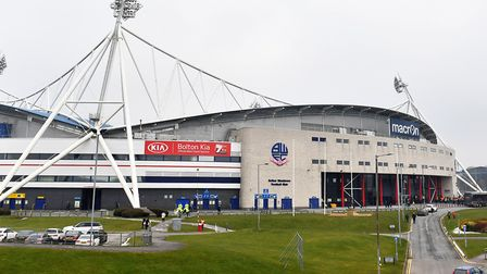 Ipswich Town are set to be backed by 1,300 fans at Bolton on Saturday - but the game is in doubt aga