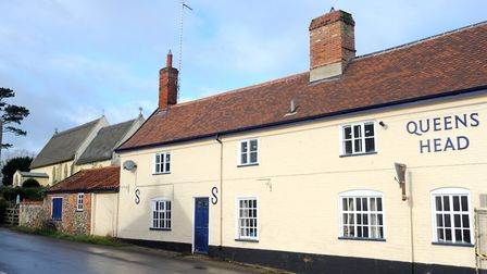 Parts of Bramfield, near Halesworth, have been left without internet connection for a week. Picture: