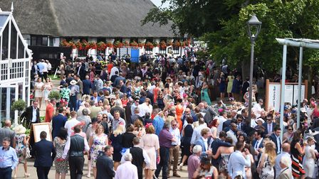 Mo�t and Chandon July Festival. Newmarket Ladies Day. Picture: GREGG BROWN