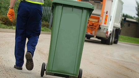 Residents in west Suffolk are being reminded of revised bin collection days over the bank holidays P