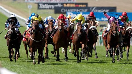 Free entry to Newmarket Races for those living in CB postcode areas Picture: JOCKEY CLUB RACECOURSES