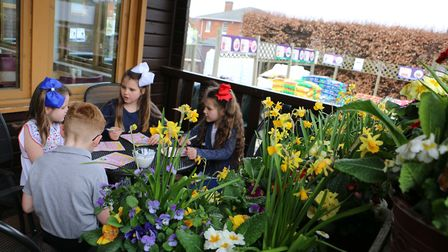 Notcutts is hosting a range of free activities for children over the Easter holidays Picture: NOTCUT