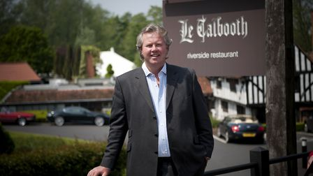 Paul Milsom, who is campaigning for business rates reform for the hospitality sector Picture: MILSO