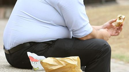 Nino Severino says we have to address the obesity crisis in the UK. Picture: PA