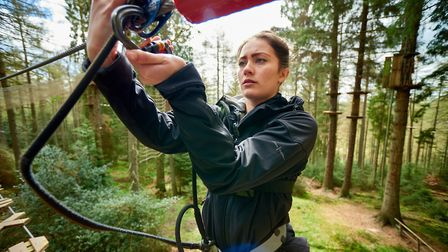 Go Ape! the forest adventure company based in Bury St Edmunds, has won a RoSPA gold award for safety