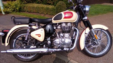 Royal Enfield motorcycles are now made in India - but remain popular with their owners. Picture: STE