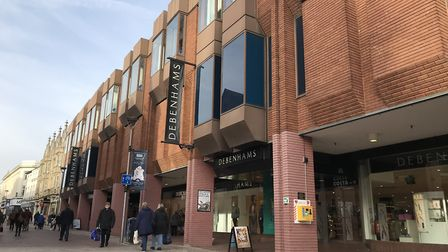 Advice from Suffolk Trading Standards after Debenhams goes into adminstration Picture: NEIL PERRY