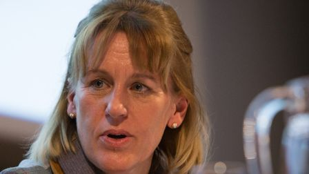 Minette Batters, NFU president, has welcomed the Brexit extension Picture: KEIRON TOVELL