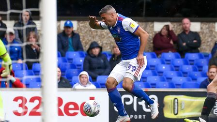 Jonathan Walters suffered this season-ending Achilles injury in the 0-0 home draw with Bolton. Photo