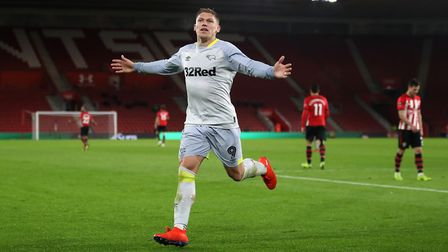 Town sold 16-goal topscorer Martyn Waghorn to Derby County for �5.5m late in the summer transfer win