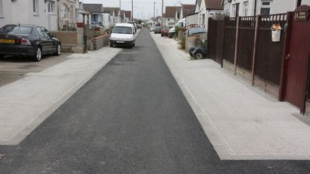 There have been improvements in Jaywick, but it remains one of the most deprived areas in the UK. Pi