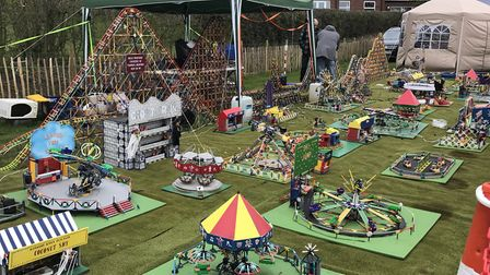 There was something for everyone at the Framlingham Country Show. Picture: Archant