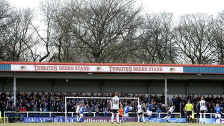 Ipswich Town have never played Rochdale. Photo: PA
