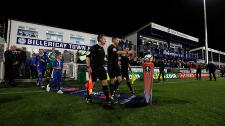 Essex side Billericay made the first round of the FA Cup this season - the stage Ipswich Town will n