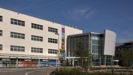 A nurse has been suspended following an incident at Broomfield Hospital in Chelmsford Picture: ARCHA