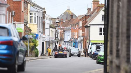 Manningtree won a place on the Sunday Times' list of top places to live in the east Picture: GREGG B