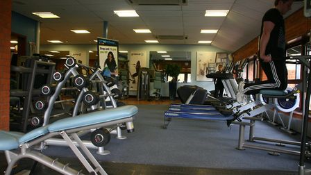 The scheme will see the number of gym exercise stations increase from 40 to 100.
