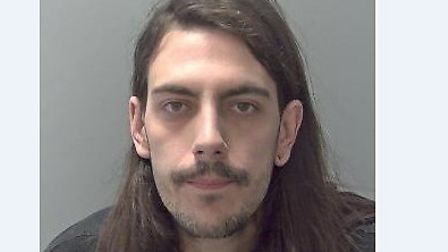 Andrew Kinsella, 27, who is missing from his home in Haverhill Picture: SUFFOLK CONSTABULARY