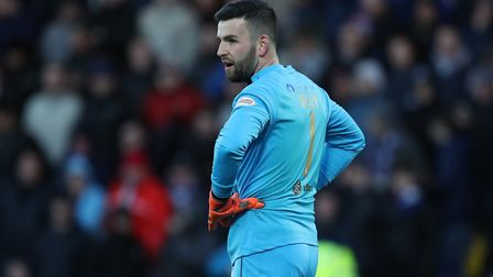 Ipswich Town have been linked with a move for Livingston goalkeeper Liam Kelly. Picture: PA