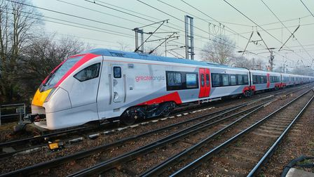 Greater Anglia is still awaiting its first new Intercity train - but it will be similar to this Stan