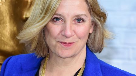 Victoria Wood - on Gold TV's greatest British comedians shortlist. Picture: Ian West/PA Wire