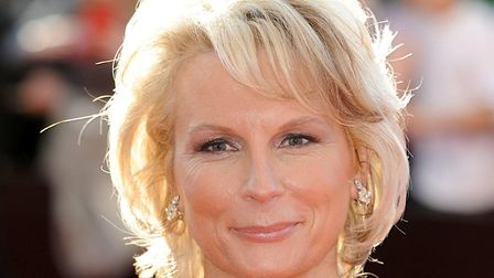 Jennifer Saunders - on Gold TV's greatest British comedians shortlist. Picture: Ian West/PA Wire