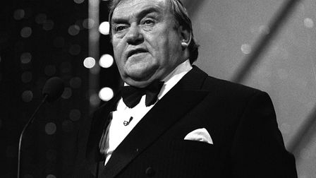 Les Dawson - who didn't make it on to Gold TV's greatest British comedians shortlist. Picture: PA W