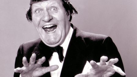 Tommy Cooper - on Gold TV's greatest British comedians shortlist. Picture: Archant Library