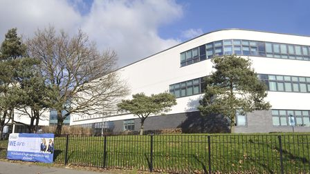 New Rickstones Academy in Witham, which is run by AET Picture: SU ANDERSON