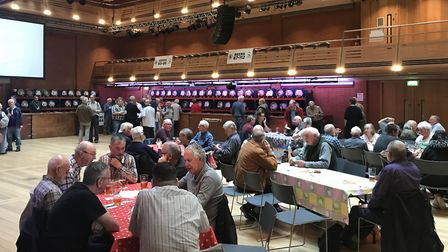 The East Anglian Beer and Cider Festival runs from Wednesday, May 1 to Saturday, May 4 Picture: ARCH
