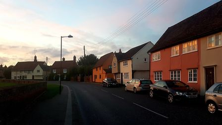 Bridge Street, in Hadleigh, has a number of listed buildings which residents believe could be distur