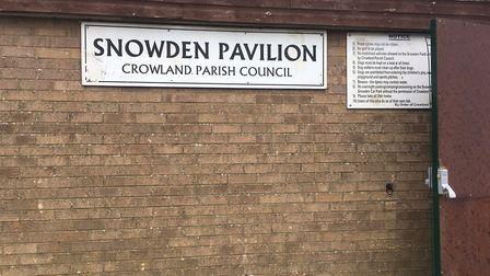 Snowden Pavilion, the headquarters of the new weekly Snowden Field parkrun.