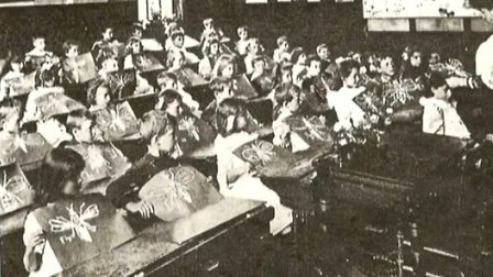 What school used to be like at Thurston Primary.