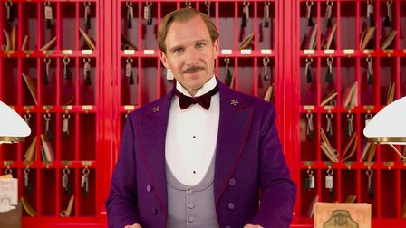 Ralph Fiennes as Gustave in the Grand Budapest Hotel Photo: 20th Century Fox