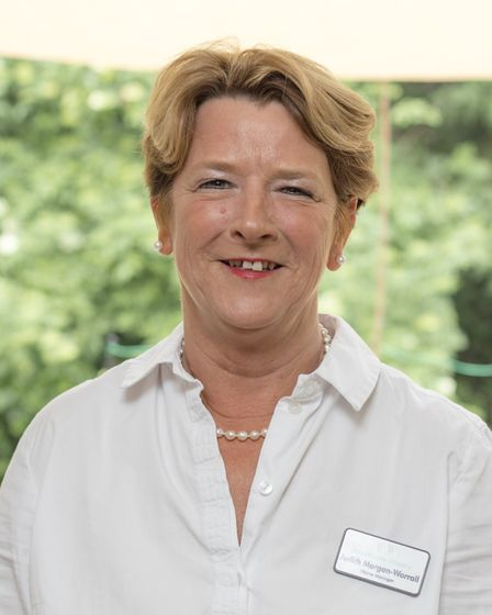 Judith Morgan-Worrall, new manager of Haughgate House Picture: HEALTHCARE HOMES