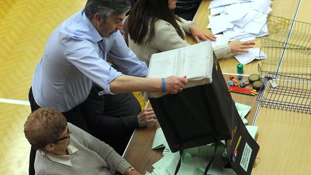 Ballot papers will be counted in East Suffolk but who will be elected to the new council?
